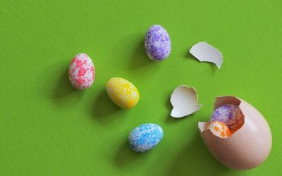 Happy Easter… with Sunshine Colours.